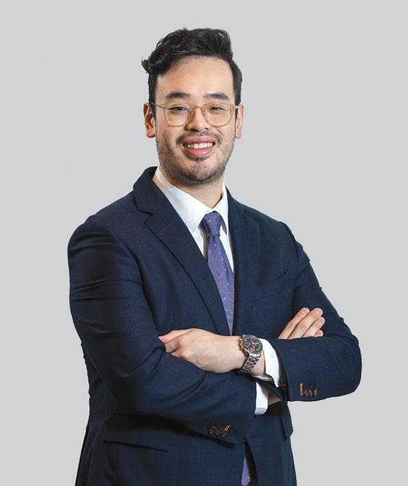 Benjamin Teo
