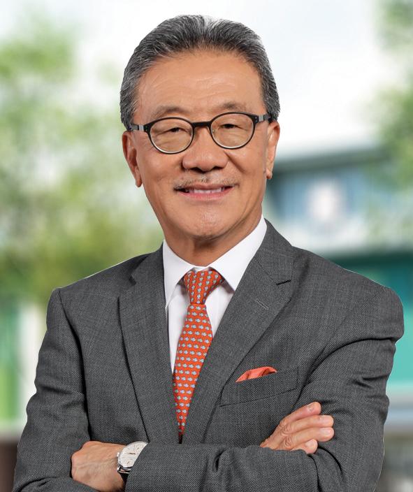 Datuk Seri Michael Yam Paramount BOD