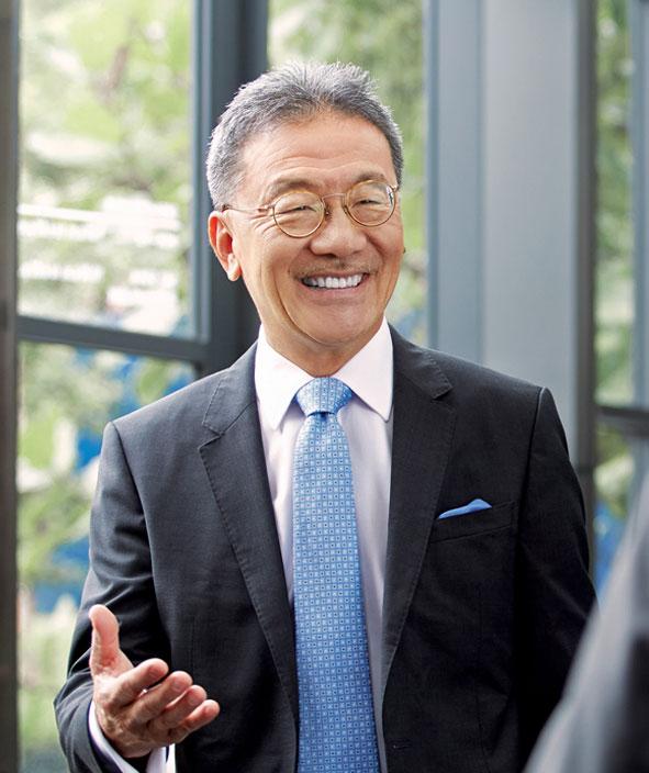 Datuk Seri Michael Yam Kong Choy