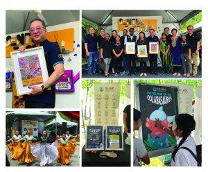 Paramount supports Sentul Festival