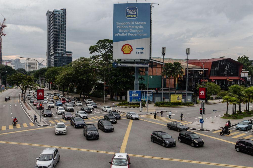 MCO Traffic KL
