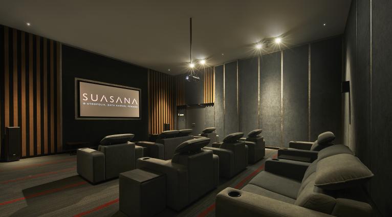 Suasana Utropolis Batu Kawan Mini Cinema